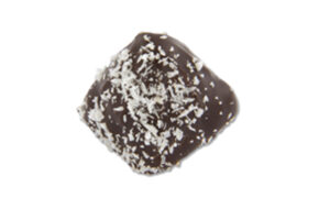 02-140021 Bonbon Mont Blanc Puur - Kokos marsepein crème