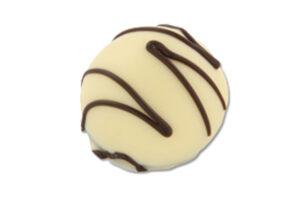 02-140081 Bonbon Pascal Wit - Maraschino truffel