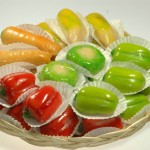 100 grams groente