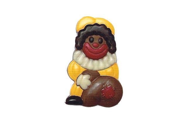 Zwarte Piet plat