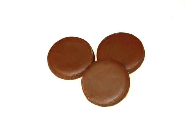 Roomborstplaat Chocola