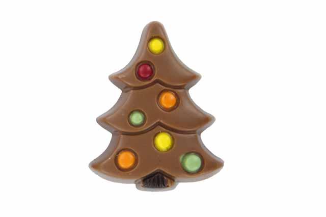 Kerstboom melk 9064