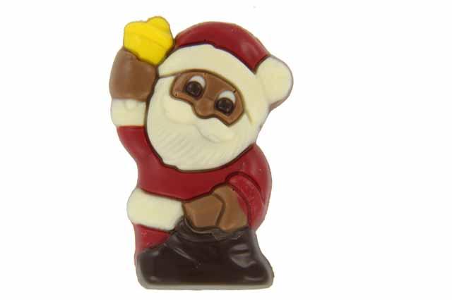 Kerstman met bel