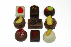 Sinterklaas bonbons