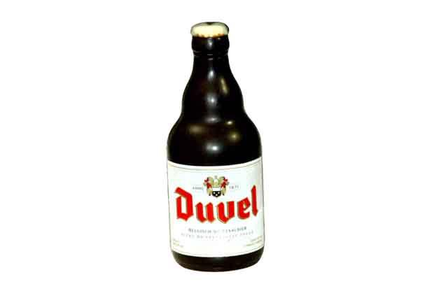 Duvel fles puur