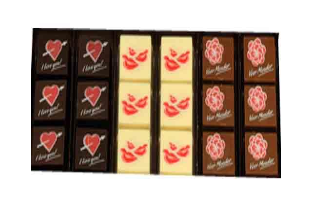 Valentijn bonbons bulk