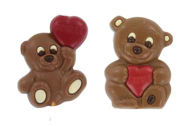 Duo beren lollie