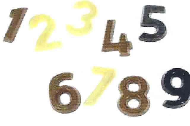Mini cijfertjes