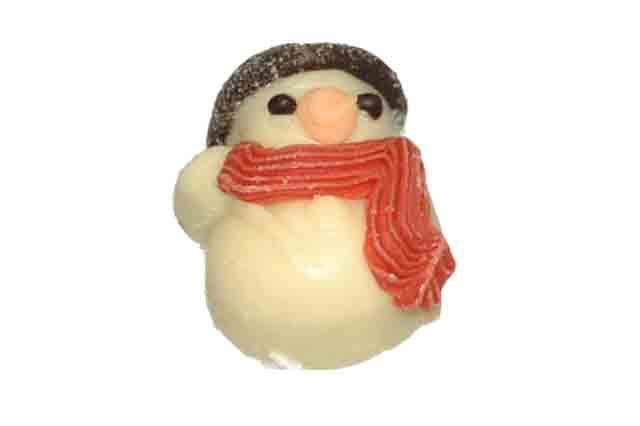 Sneeuwman praline