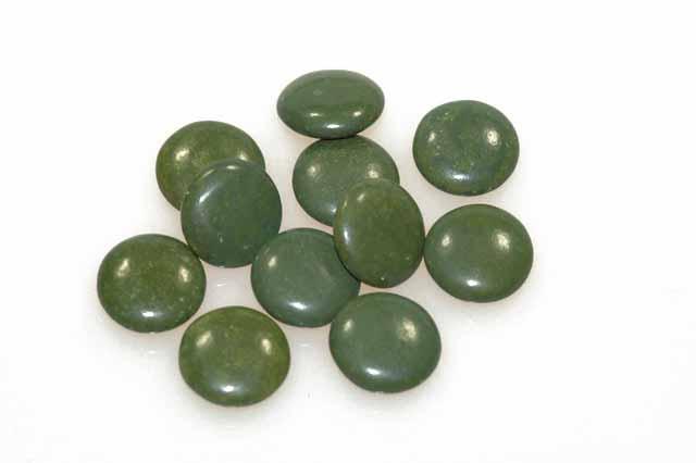 Lentilles groen