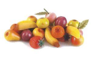 10 grams fruit 3D