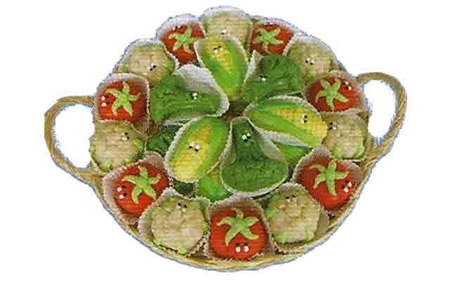 Mand groente