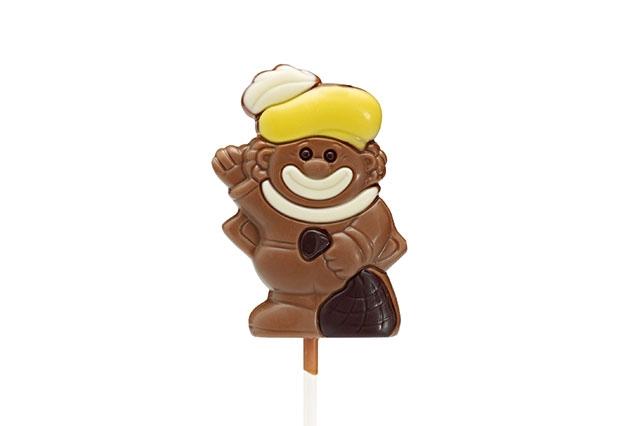 Zwarte Piet lollie