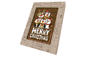 11-90472 Puzzel Merry Christmas